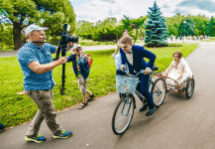 видеограф на свадьбу