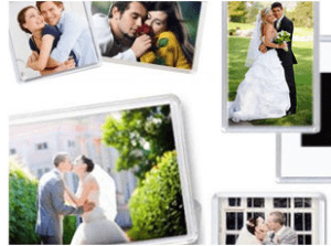 Свадебные магнитики