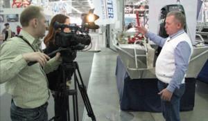Видео репортаж выставка