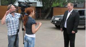 Репортаж интервью
