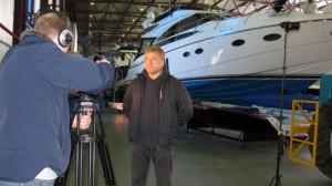 Репортаж яхтинг