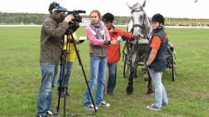 видео репортаж конкур