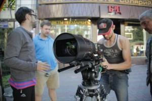 обучаю видео съёмке