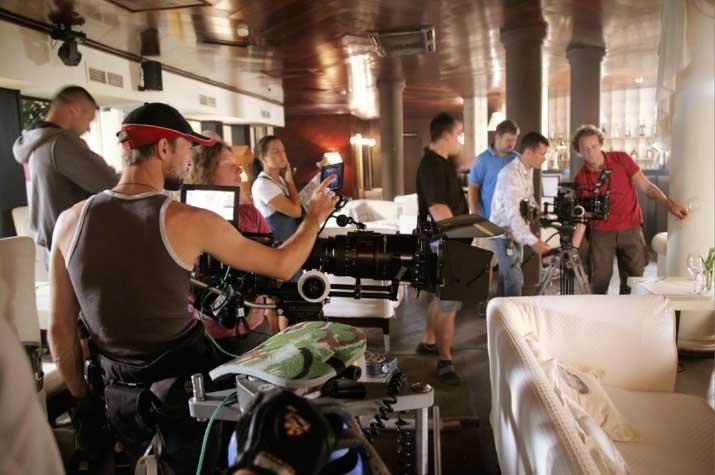 обучаю постановочной съёмке