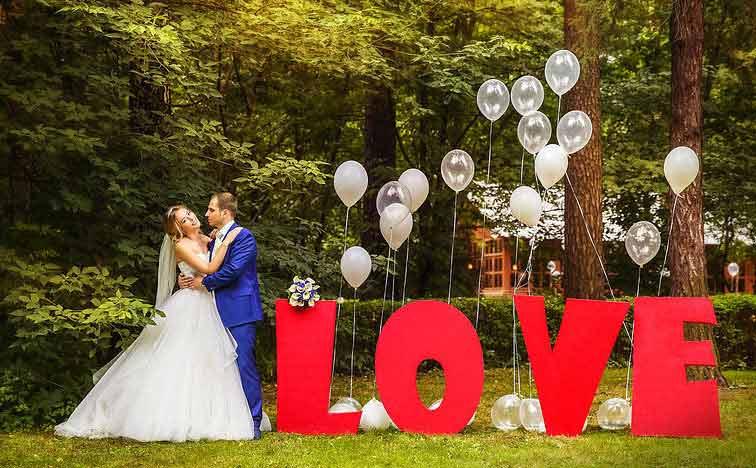 Фото и видеосъемка на свадьбу москва