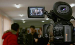Съёмка видео интервью