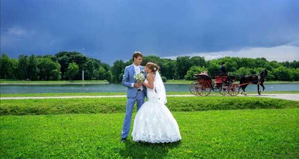 Свадебное платье на видео съемке, второй тип , действия ограничены