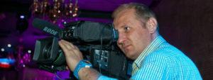 Видеооператор на мероприятие, фото и видеосъёмка торжеств