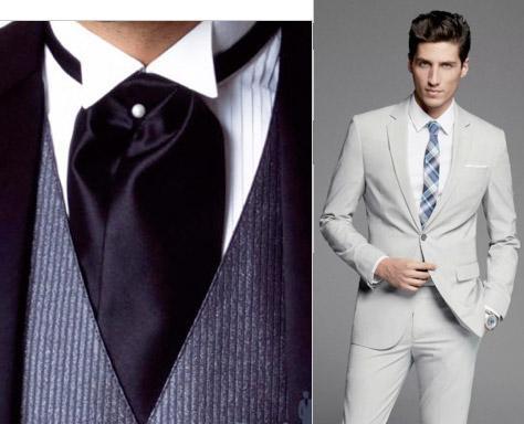 на свадьбу галстук жениху
