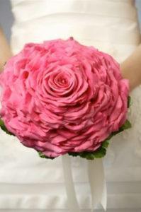 гламелия букет невесты