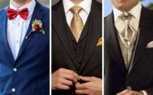 Галстук или бабочка на свадьбу