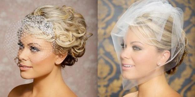 красивые причёски для невест