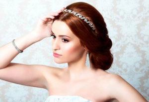 крутые причёски невест