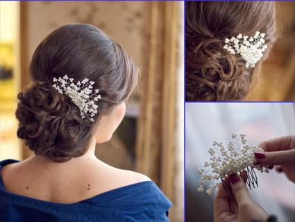 самые красивые свадебные причёски