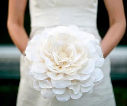 букет невесты - гламелия свадебный