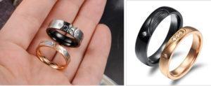 крутые свадебные кольца
