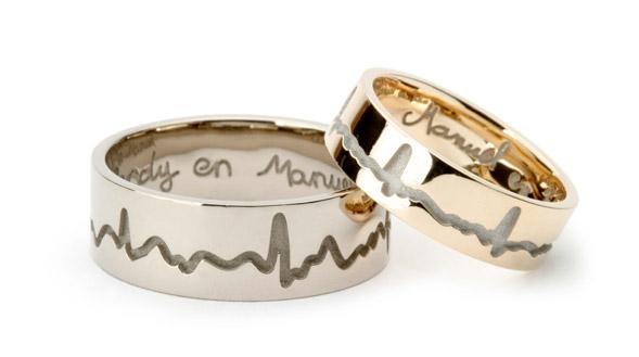 классные кольца на свадьбу