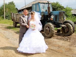 российская свадьба