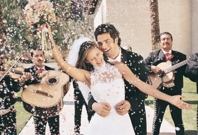 по русски свадьба