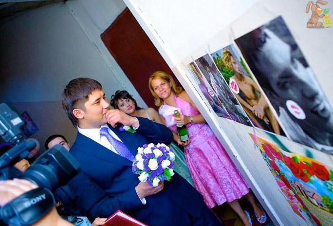 Главная «тельняжка» для невесты