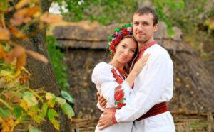 русская свадьба традиции