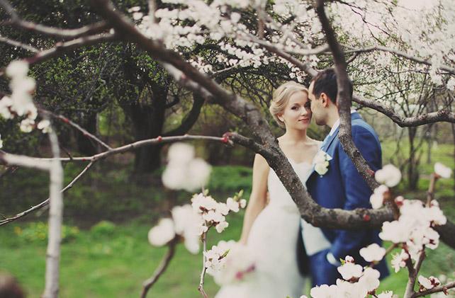сезон для свадьбы