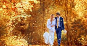 свадебный сезон