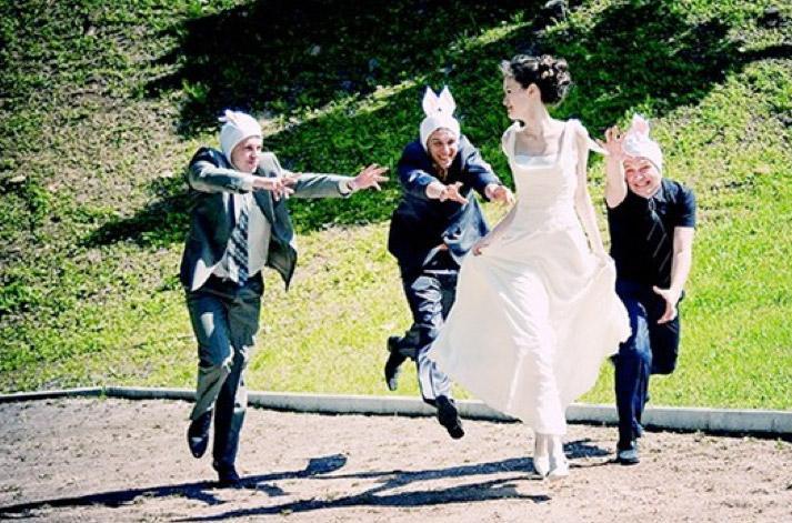 как похитить невесту правильно