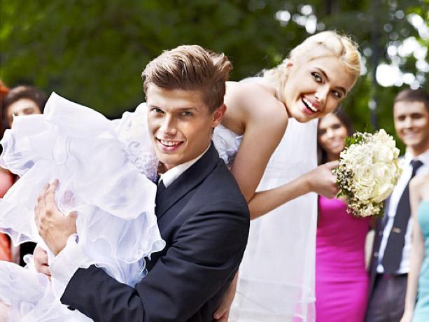 Как украсть невесту, и чтобы за это ничего не было )))