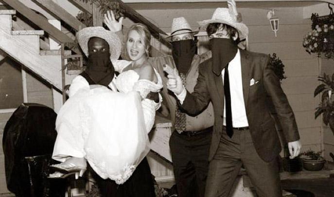 как организовать похищение невесты