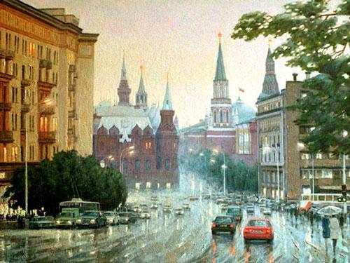 Профессиональная свадебная видео и фото съёмка в районе метро Тверская, видеосъёмка на Тверской