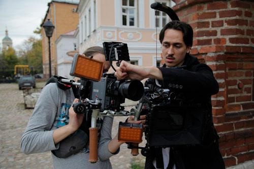 Профессиональный видеооператор в районе метро Марксистская, фото и видеоролики