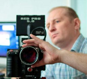 Профессиональный видеооператор в районе метро Шаболовка, фото и видео на Шаболовке