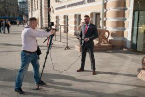 Профессиональная видеосъёмка в районе метро Новокузнецкая, фотограф и видеограф на Новокузнецкой, видео и фото