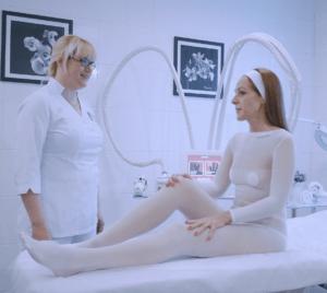 Рекламные ролики косметические услуги Москва